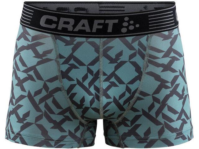 Craft Greatness Undertøj Herrer grå/turkis (2019) | Base layers